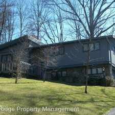 Rental info for 163 Sycamore Circle
