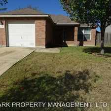 Rental info for 8154 HEIGHTS VALLEY in the San Antonio area
