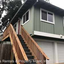 Rental info for 630 Carr Ave. in the Santa Rosa area
