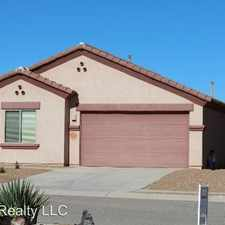 Rental info for 1554 W. Cottonwood Bluffs Dr.