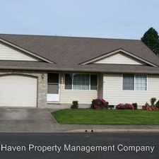 Rental info for 1531 SW Harbor Dr. in the McMinnville area