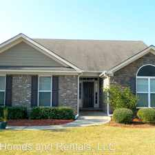 Rental info for 968 Watermark Drive in the Augusta-Richmond County area