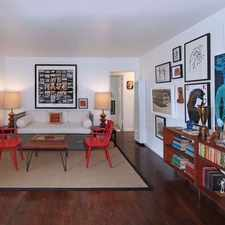 Rental info for 1260 East 2nd Street #7 in the Long Beach area