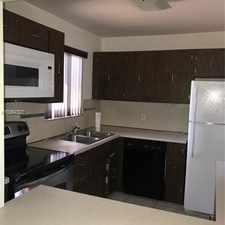 Rental info for 1899 Washington Street #E in the Hollywood area