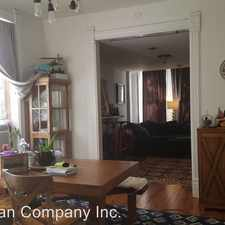 Rental info for 1705 S. Newberry 2Floor in the Pilsen area