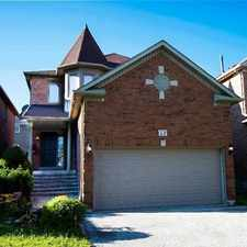 Rental info for 12 Buckhorn Avenue in the Richmond Hill area