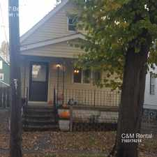 Rental info for 47 Benzinger in the Buffalo area