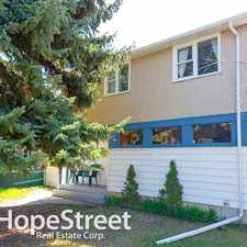 Rental info for 8207 101 Avenue NW - 5 Bedroom House for Rent in the Forest Heights area