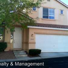 Rental info for 10413 Rocky Waters Ave