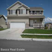 Rental info for 7736 N Silver Ranch Rd in the Eagle Mountain area