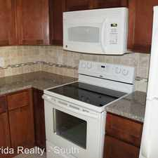 Rental info for 1820 NW 15 Vista in the 33486 area