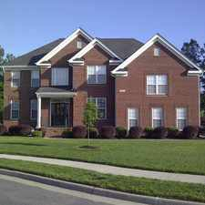 Rental info for 909 Brice Court in the 23322 area