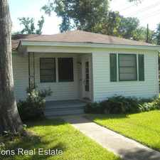 Rental info for 4487 Hyacinth in the 70802 area