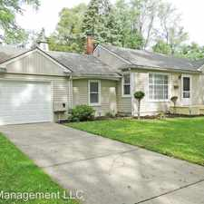 Rental info for 23119 Floral St in the 48336 area