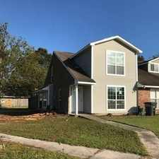 Rental info for 15736 Riverdale Ave. East in the Baton Rouge area
