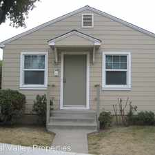 Rental info for 98 E 9th Street in the 95376 area