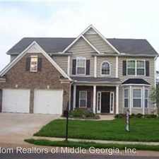 Rental info for 310 Hearthwood Drive in the Warner Robins area