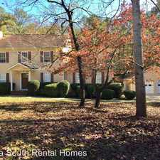 Rental info for 215 Hampton Woods Drive