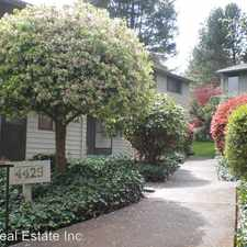 Rental info for 4429 Fox Hollow Road #2