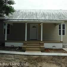 Rental info for 109 E. Gladys St. in the Tampa Heights area