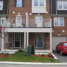 Rental info for 71 Garth Massey Drive #78 in the Cambridge area