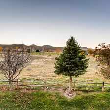 Rental info for SOLD! 12338 W. DORADO PLACE #201- Wonderful home backing to a park with mountain views!