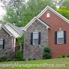 Rental info for 3738 Homeland Dr. in the Marrowbone area