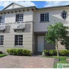 Rental info for GREAT 2 BED 2.5 BATH TOWNHOME... CALL DAN 561-714-3440 in the West Palm Beach area