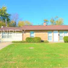 Rental info for 1 MONTH FREE!!!! Call for Details!! 317-793-3770 in the East Gate area