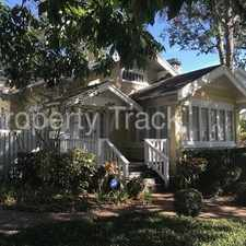 Rental info for 2/2/2 HOME IN OLD NORTHEAST in the Historic Old Northeast area