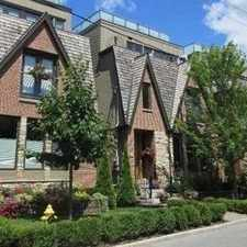 Rental info for 38 Alfresco Lawn #Main in the The Beaches area
