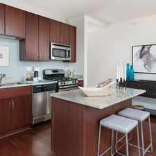 Rental info for S State St & W 9th St in the South Loop area