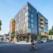 Rental info for Lower Burnside Lofts in the Buckman area