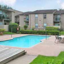 Rental info for Bayou Bend Apartments in the Rosenberg area