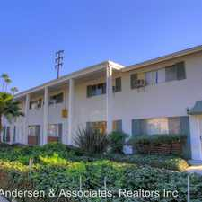 Rental info for 474 E. CYPRESS #2 in the 91723 area