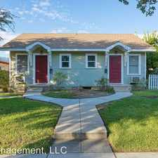 Rental info for 311 E Olive Ave # A in the Monrovia area