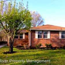 Rental info for 1719 Monument Lane #A in the Lebanon area