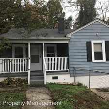 Rental info for 1027 Holland Avenue