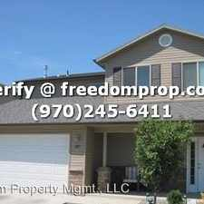 Rental info for 665 Alexia Ct in the Grand Junction area