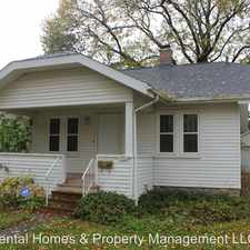 Rental info for 2555 Paducah in the 48503 area