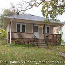 Rental info for 2524 Tyrone St. in the Flint area