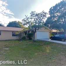 Rental info for 7834 San Miguel Drive in the Jasmine Estates area