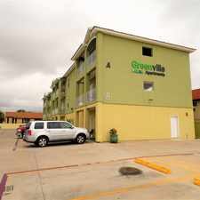 Rental info for Greenville Apartments in the Laredo area