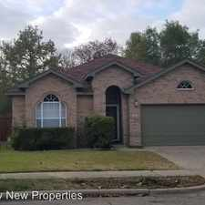 Rental info for 1005 Mill Spring Dr in the Garland area