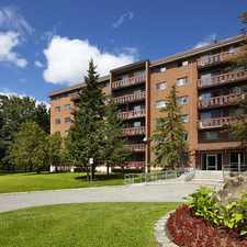 Rental info for Jacques Cartier Apartments in the Gatineau area