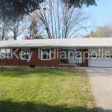 Rental info for 3120 S Franklin Rd Indianapolis IN 46239 in the Indianapolis area