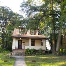 Rental info for 5016 Norwood Ave Baltimore, MD 21207 Single Family Home 3BD/1.5BA in the Howard Park area