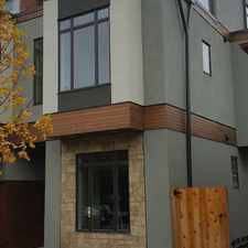 Rental info for Brand new 4 bedroom infill house for rent in the Renfrew area