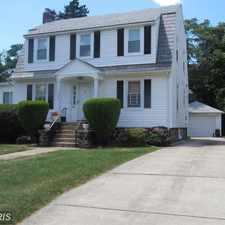 Rental info for ***Very Well Cared For Center Hall Colonial HOME in the Arlington area