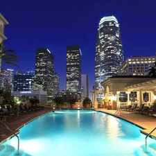 Rental info for $3050 0 bedroom Apartment in Metro Los Angeles Hancock Park in the Los Angeles area